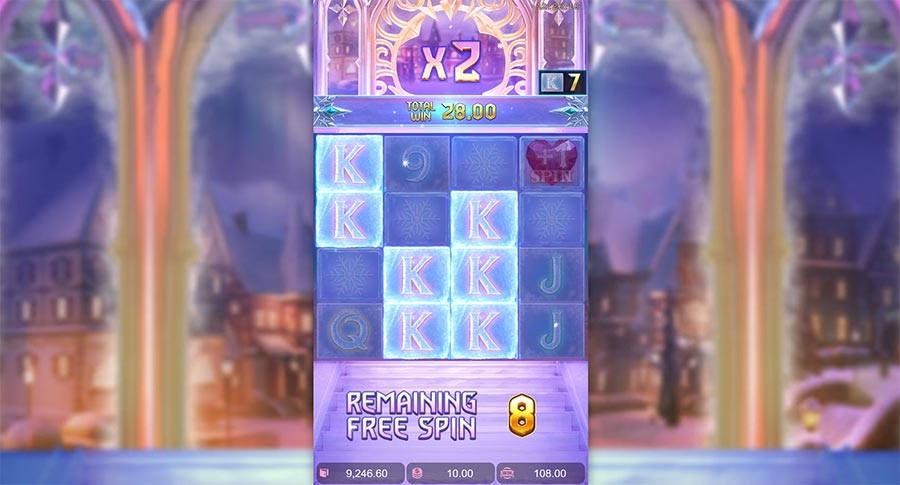 ข้อแนะนำในการเล่น  เกมJack Frost's Winter