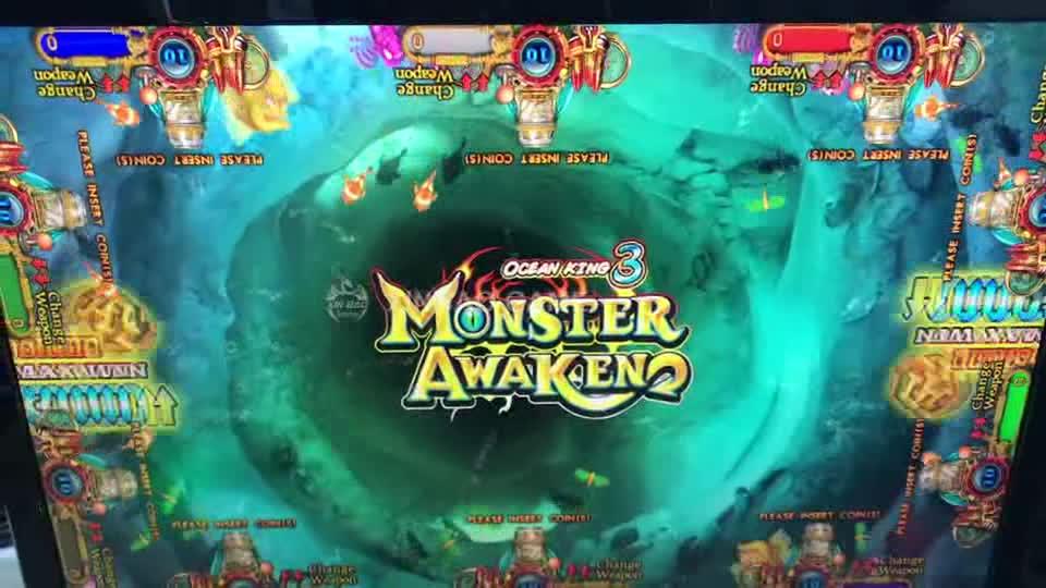 เกมFish Hunter Monster Awaken