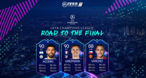 การแข่งขัน FIFA Esports คือ FIFA eCha Champions League