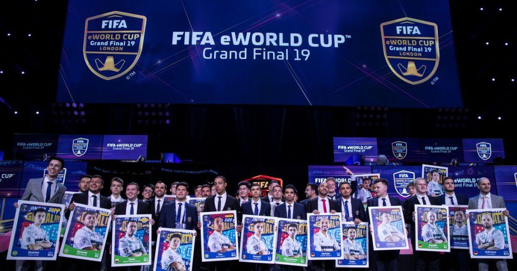 การแข่งขัน FIFA Esports FIFA eWorld Cup จุดสุดยอดของการเล่นเกม