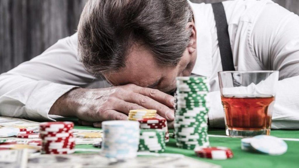 ปัญหาด้าน Gambling Disorder