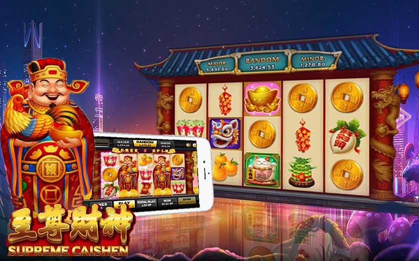 เดินทางเข้าสู่ประเทศจีนเพื่อคว้าโชคลาภเกินทุนกับ เกมSupreme Caishen