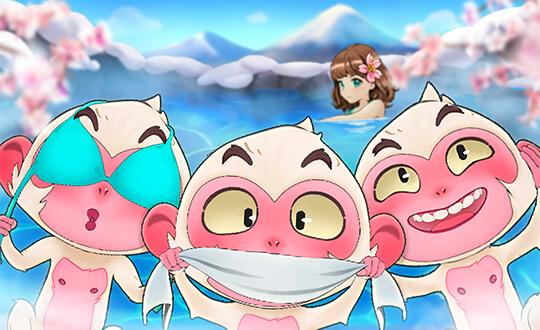 เกม Three Monkeys เกมสล็อตลิง 3 ตัว